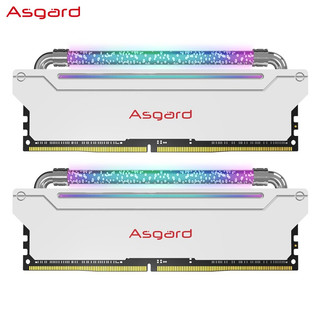 Asgard 阿斯加特 洛极系列 W3 DDR4 4000MHz 台式机内存条 32GB(16GBx2)