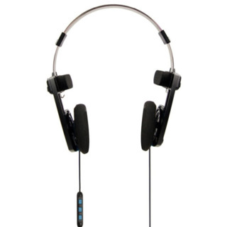 KOSS 高斯 Porta Pro 耳罩式头戴式有线耳机 雪地白 3.5mm