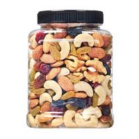 京东PLUS会员、PLUS会员:达飞食客 每日坚果 500g*2罐
