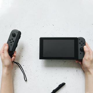 Nintendo 任天堂 switch 掌上游戏机 日版 长续航版