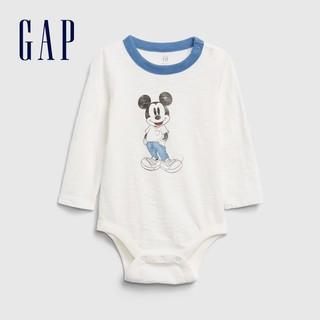 Gap 盖璞 婴儿迪士尼联名纯棉连体衣