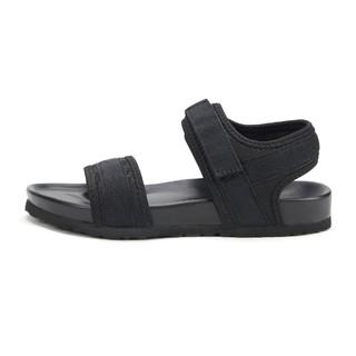 hotwind 热风 21夏季新款女士时尚潮流魔术贴休闲沙滩运动凉鞋