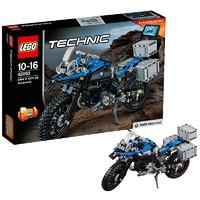 LEGO 乐高 Technic科技系列 42063  宝马 R 1200 GS Adventure