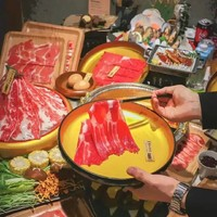 文末抽免单:【南京市石鼓路|多佐寿喜烧】M7和牛进店就畅吃!海鲜、时蔬、饮品…不限量