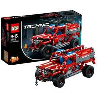 LEGO 乐高 Technic科技系列 42075 紧急救援车