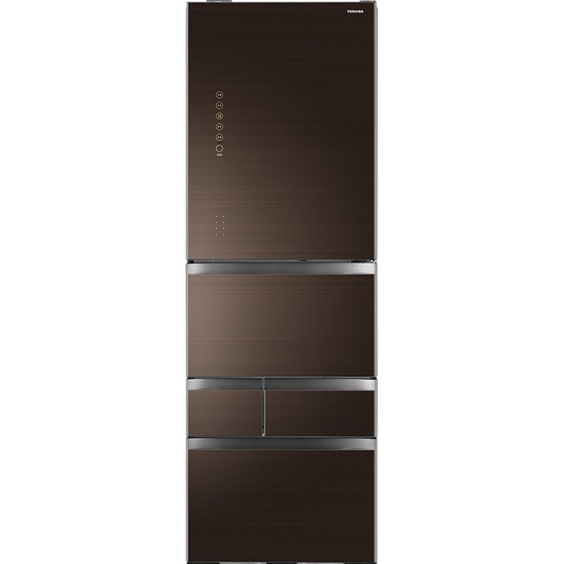 TOSHIBA 东芝 GR-RM533WE-PG1A2 变频多门冰箱 508L 兰芷棕
