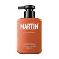 MARTIN 马丁 古龙香氛 男士竹炭控油去黑头洁面乳 150ml