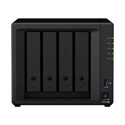 Synology 群晖 DS920+四盘位玩客云私人云盘nas网络存储主机服务器
