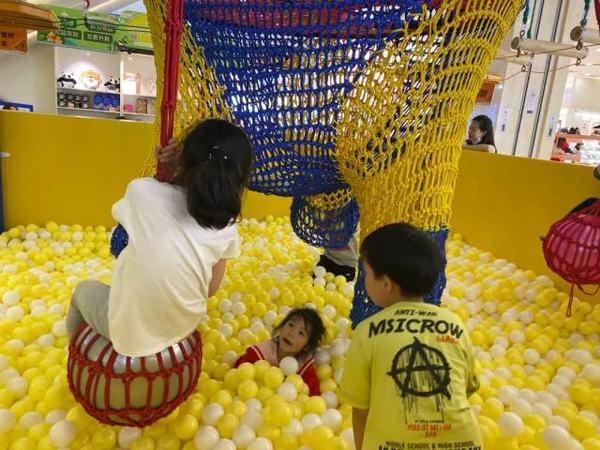 【成都|金牛万达广场】儿童拓展探险乐园 不限时畅玩