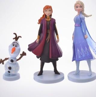 Disney 迪士尼 冰雪奇缘联名系列 827332 手办礼盒10件套