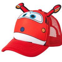 移动专享 : 超级飞侠 儿童防晒帽子