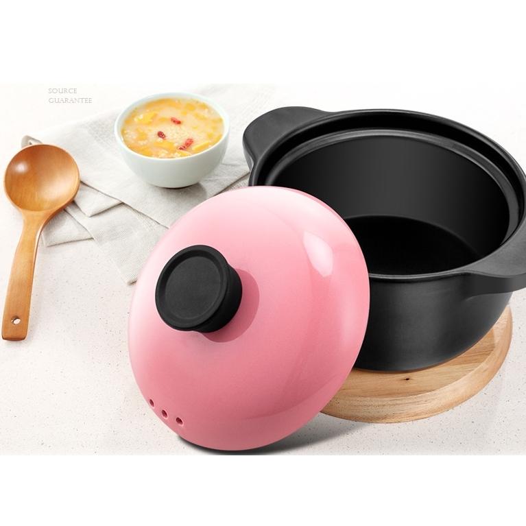 BANGQI CERAMIC 帮企陶瓷 家用砂锅 1.6L