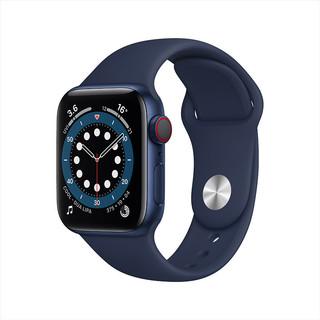 Apple 苹果 Watch Series 6智能手表GPS+蜂窝款 M06Q3CH/A