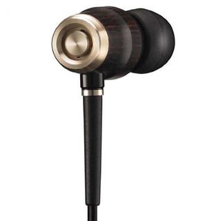 JVC 杰伟世 HA-FX650 入耳式有线耳机 褐色 3.5mm