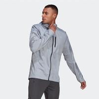 16日0点:adidas 阿迪达斯 OWN THE RUN JKT  GJ9949 男款跑步运动外套