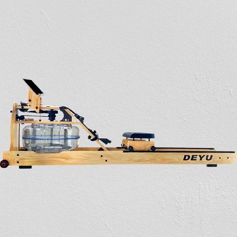 PLUS会员 : DEYU 德钰 A60 家用水阻划船机 原木色 生态智能款