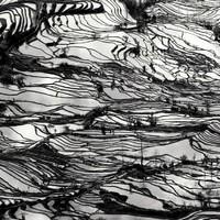 PICA Photo 拾相记 葡萄牙艺术家Kairos 中国山水研习7号 33 x 33 cm 限量50版 P-Lab Giclée 收藏级影像工艺