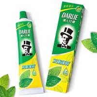 DARLIE 黑人 牙膏 双重薄荷 225g