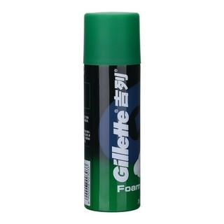 Gillette 吉列 酷爽薄荷型 剃须泡沫 210g