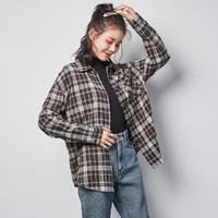 TONLION 唐狮 62542FC0015423901 女士衬衫