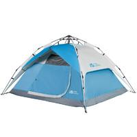 16日0点:MOBI GARDEN 牧高笛 EX19561002 自动搭建帐篷 3-4人