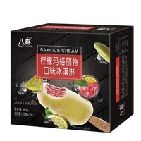 PLUS会员:BAXY 八喜 柠檬玛格丽特 冰淇淋 70g*5