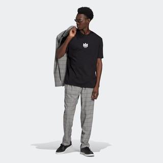 adidas 阿迪达斯 官网 adidas 三叶草 男装夏季运动短袖T恤GN3548