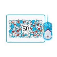 RAZER 雷蛇 哆啦A梦50周年限定款 鼠标套装