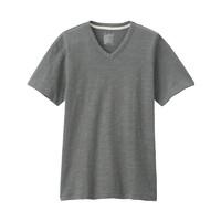 MUJI 无印良品 ABA04A0S 男士T恤