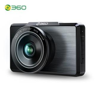 360 行车记录仪美猴王升级 G580 前后双录高清录制2K WiFi互联内置电子狗语音声控