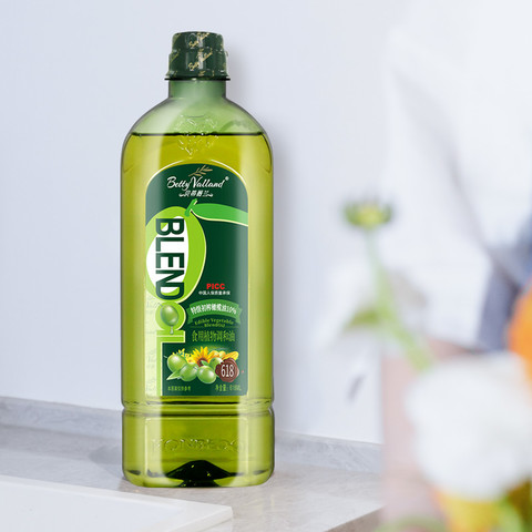 BettyValland 贝蒂薇兰 10%西班牙进口橄榄油 618ml