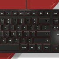 CHERRY 樱桃 KC6000 SLIM 轻薄静音薄膜键盘
