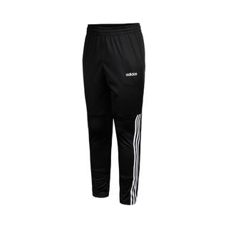 adidas 阿迪达斯 夏季新款阿迪达斯男子针织长裤舒适运动裤休闲裤子男装小脚裤