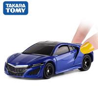 TAKARA TOMY 多美 TOMY/多美卡4D仿真合金小汽车模型声效振动体感本田NSX轿跑616825
