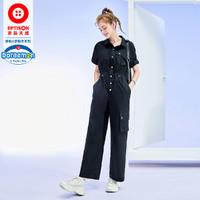 EPTISON 衣品天成 哆啦A梦联名 BWL004 新款工装风连体裤
