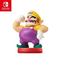 Nintendo 任天堂 国行 Switch amiibo游戏互动模型 瓦力欧 标准款