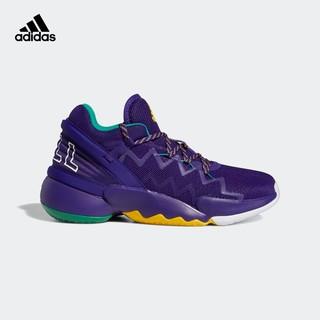 adidas 阿迪达斯 官网 D.O.N. Issue 2 GCA男子低帮场上篮球运动鞋FW9037