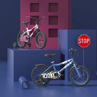 700Kids 柒小佰 儿童自行车16寸
