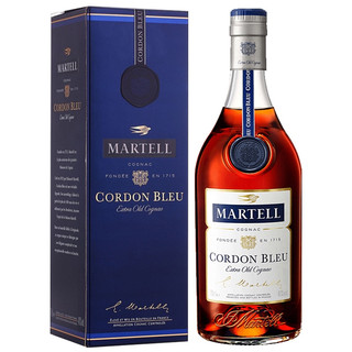 MARTELL 马爹利 Martell)洋酒 蓝带XO级 干邑 白兰地 700ml 保乐力加 法国原装进口烈酒