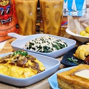 文末抽免单 : 6店适用!无需预约!上海龙记茶餐厅双人套餐
