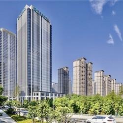 可拆分,周末不加价!武汉泛海国际酒店 臻品设计大床房2晚(支持花呗囤货)