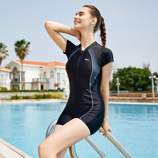 hosa 浩沙 221111601 女款连体泳衣