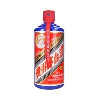 MOUTAI 茅台 贵州茅台酒白酒53度茅台蓝  500ml*1瓶酱香型白酒单瓶装