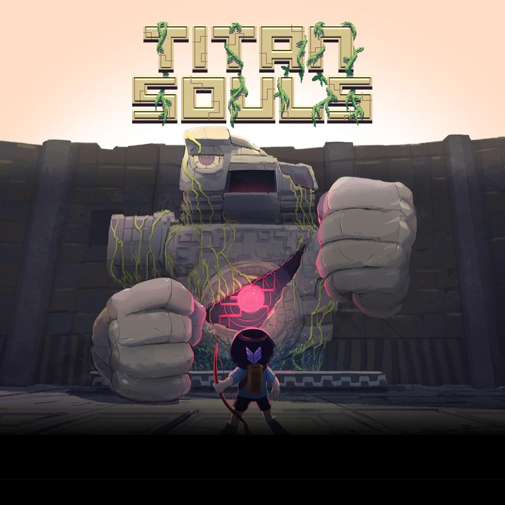 Steam 蒸汽 《泰坦之魂(Titan Souls)》PC数字版游戏 限时免费领取