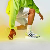 16日0点:adidas Originals 三叶草 ZX 1K BOOST H69037 男女经典运动鞋