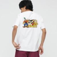 优衣库 x MICKEY MOUSE 439634 男款印花T恤