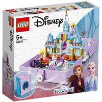 LEGO 乐高 迪士尼公主系列 43175 安娜和艾莎的故事书大冒险