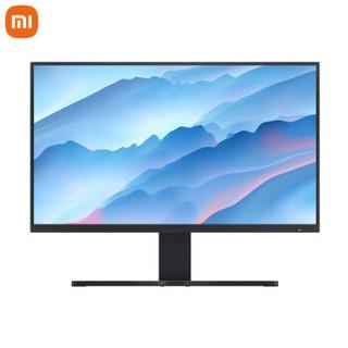 Redmi显示器 27英寸 IPS技术硬屏 三微边设计 低蓝光 纤薄机身 三年质保 黑色 小米红米
