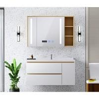 16日0点:KUKa 顾家家居 6244 简约浴柜+普通柜镜 60cm
