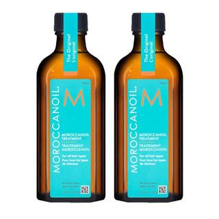 MOROCCANOIL 摩洛哥油 滋养护发精油 100ml  2瓶装
